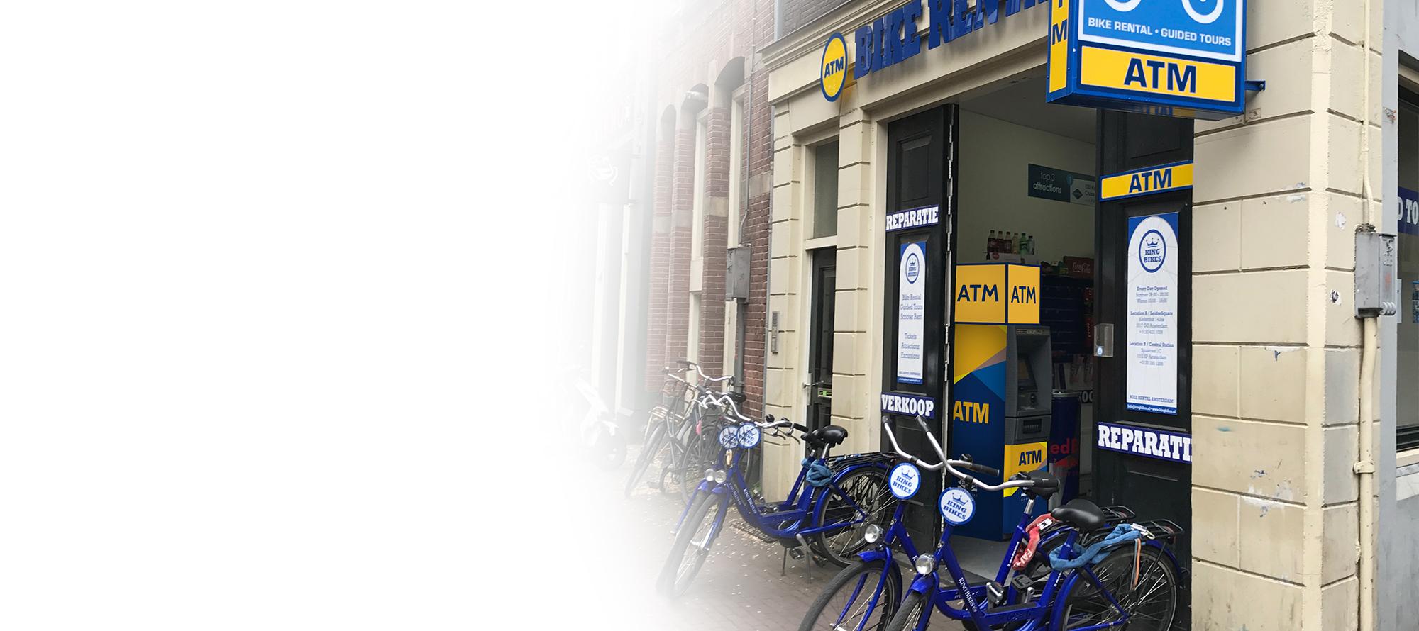 Een Euronet geldautomaat kan uw bedrijf voordelen bieden en klanten eenvoudig toegang bieden tot contact geld.