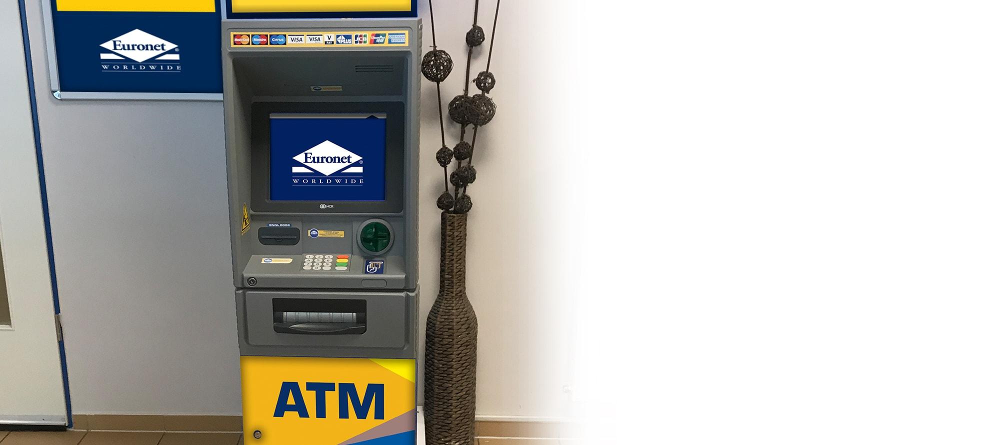 """Ontdek of uw bedrijf in aanmerking komt voor een Euronet geldautomaat met onze """"Eligibility-calculator""""."""