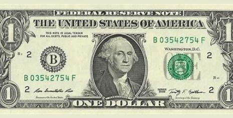 The American Dollar 1