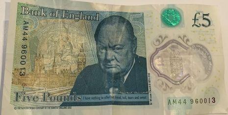 The British Pound 2